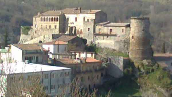 castello di episcopia