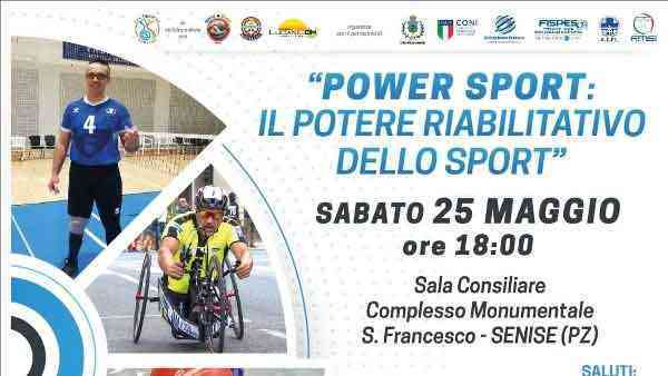 power sport disabilità